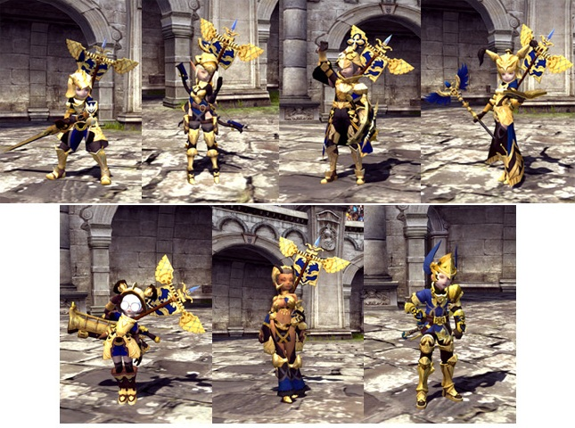 costumes & Costume | Where the information for DragonNest lies
