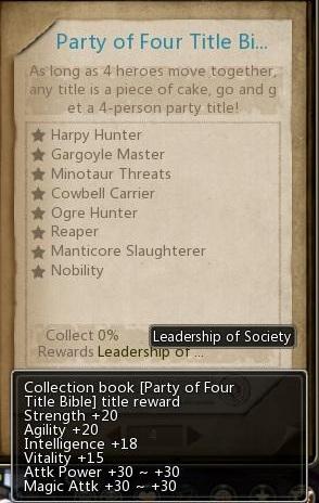 Leadership of Society
