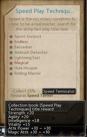 Speed Terminator
