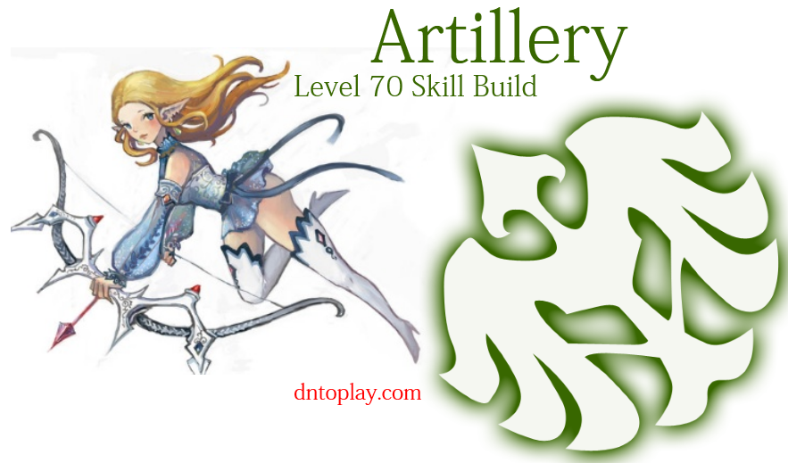 my Level 60 Skill Build is